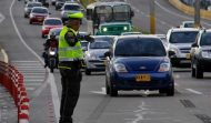 Durante puente festivo se movilizaron más de dos millones de vehículos